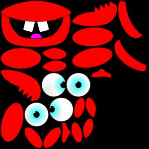 TexturePackerCrabSpriteSheet